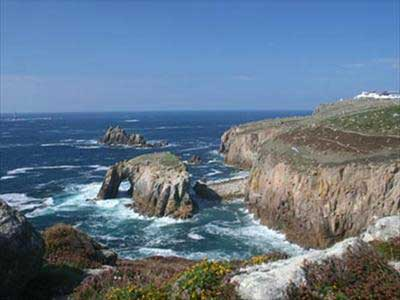 Hotels, Guest Houses and B&Bs near Land's End