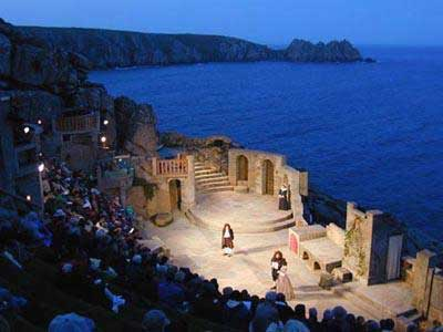 Places to stay near the Minack Teatre