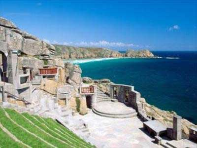 Hotels, Guest Houses and B&Bs near the Minack Theatre